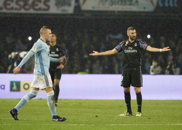 Celta Vigo Vs Real Madrid photo