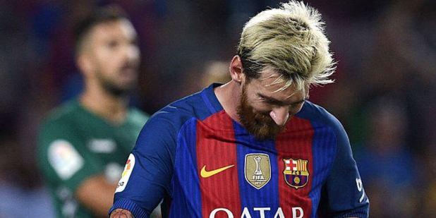 Barcelona Lionel Messi 2017 photo