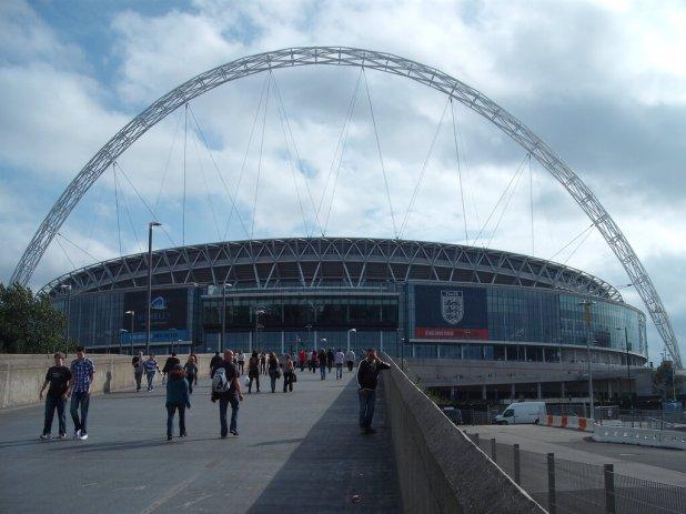 Wembley Stadium photo