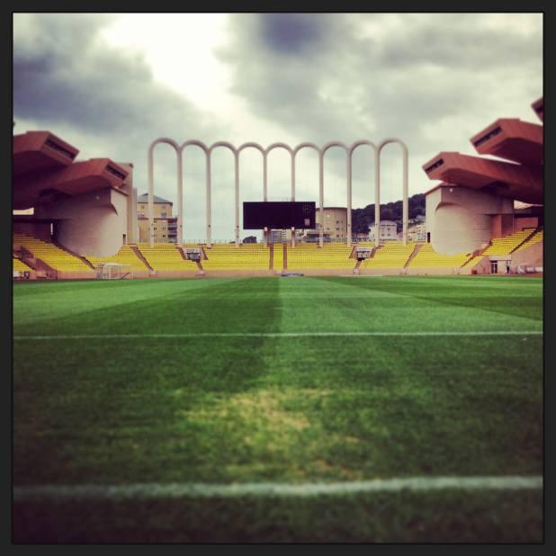 Stade Louis II photo