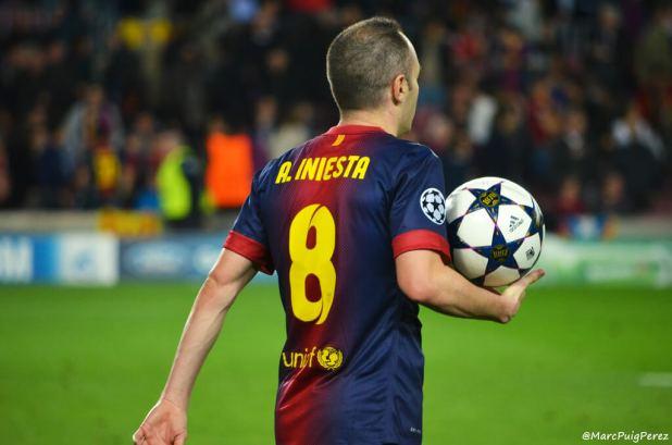 Barcelona Vs PSG photo