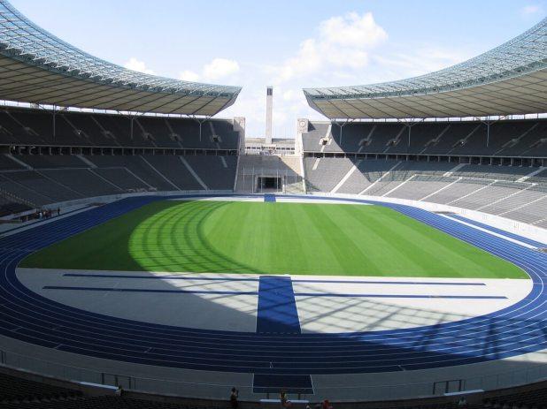 Olympiastadion Berlin photo