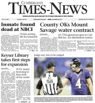 Cumberland Times-News Cumberland, Md.