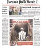 Portland Press Herald Portland, Maine