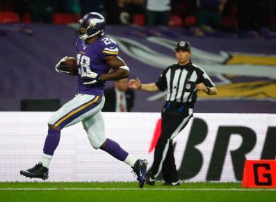 Greg Meyer [Minnesota Vikings photo]