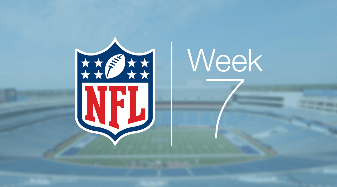 Quick calls: Week 7 liveblog