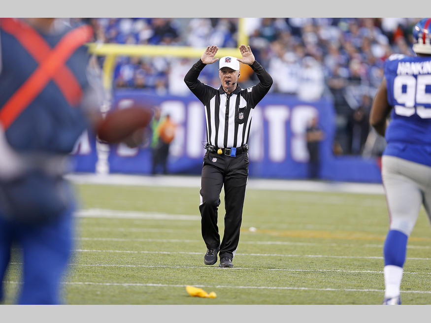 John Parry, Super Bowl LIII referee, retires