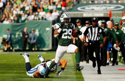 Carl Johnson (New York Jets)