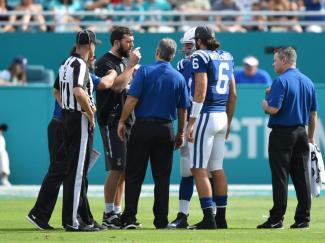 Dana McKenzie (Indianapolis Colts)