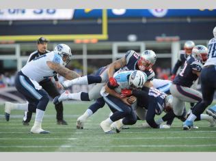 Mark Pellis (New England Patriots)
