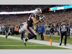 Rob Vernatchi (New England Patriots)