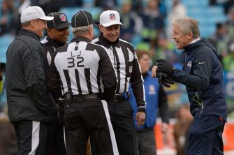 Officiating crew (Seattle Seahawks)