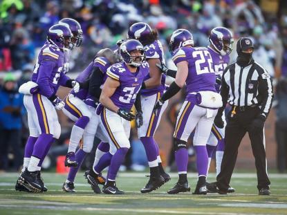 Rich Martinez (Minnesota Vikings)