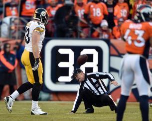 Shawn Hochuli (Pittsburgh Steelers)