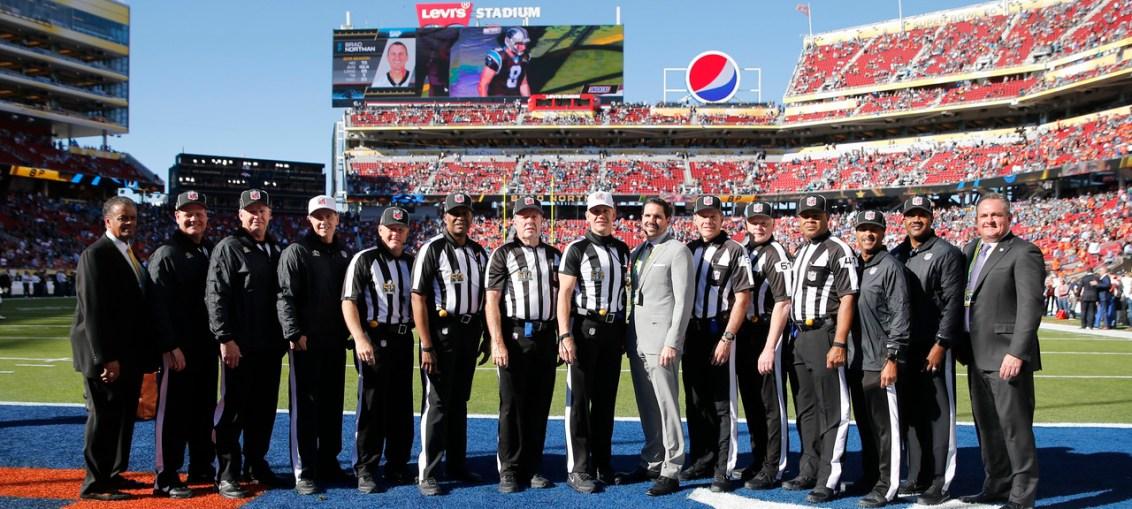 2ea2e5778 Mike Spanier – Football Zebras