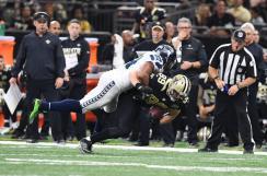 Rusty Baynes (New Orleans Saints)