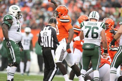 Bryan Neale (Cleveland Browns)