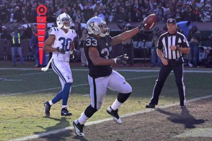 Scott Helverson (Oakland Raiders)