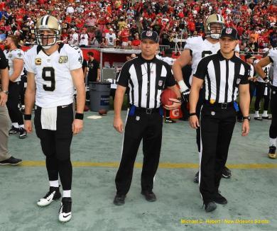 Greg Wilson and Jerod Phillips (New Orleans Saints)