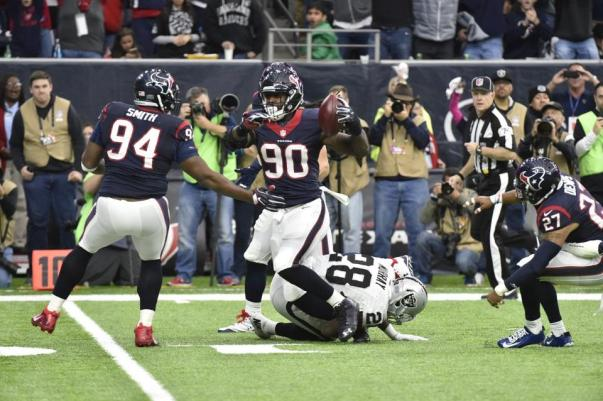 Derek Bowers (Houston Texans)