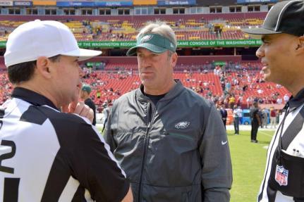 Brad Allen and Fred Bryan (Philadelphia Eagles)