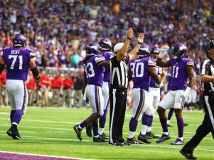 John Hussey (Minnesota Vikings)