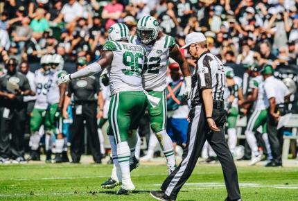 Jeff Triplette (New York Jets)