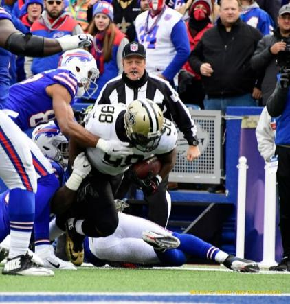 Jerry Bergman (New Orleans Saints)