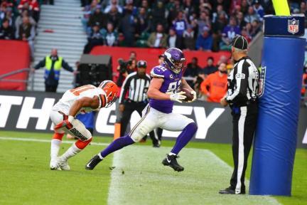 Steve Freeman (Minnesota Vikings)