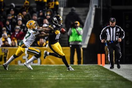 Rusty Baynes (Pittsburgh Steelers)