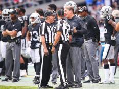 Ron Marinucci and Jimmy Buchanan (Oakland Raiders)