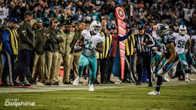 David Oliver (Miami Dolphins)