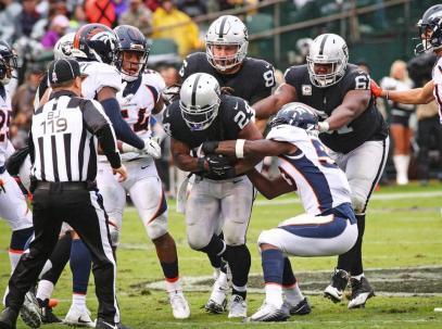 Greg Wilson (Oakland Raiders)