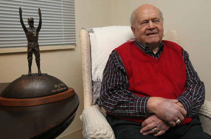 FJ Fitz Graf, veteran of 4 Super Bowls and Ice Bowl, passes away at 94