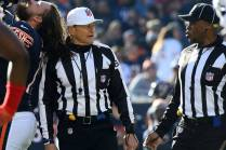 Ed Hochuli and Shawn Smith