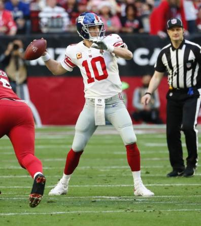 Mark Pellis (New York Giants)