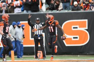 Keith Washington (Cincinnati Bengals)