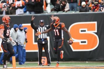 Keith Washington (Cincinnati Bengals)