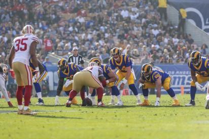Terry McAulay (Los Angeles Rams)