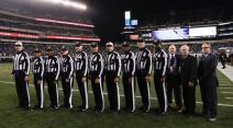 NFC Championship game crew