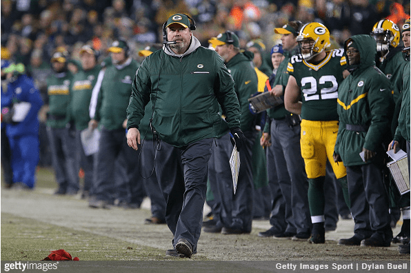 Packers received a 4th timeout when replay erroneously returned one