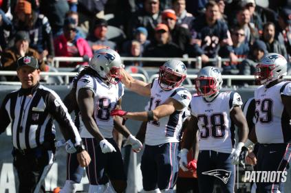 Greg Wilson (New England Patriots)