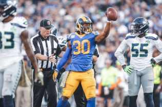 Tony Michalek (Los Angeles Rams)
