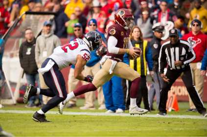Tom Symonette (Washington Redskins)