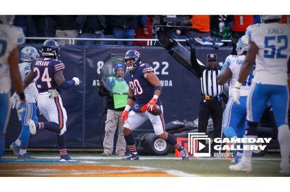 Tom Symonette (Chicago Bears)