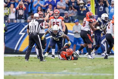 John Hussey (Los Angeles Chargers)