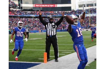 Phil McKinnley (Buffalo Bills)