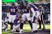 Bryan Neale (Baltimore Ravens).
