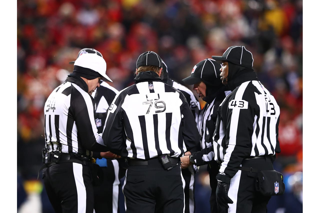 NFL, officials reach a tentative labor agreement