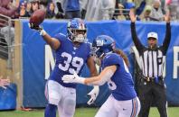 Adrian Hill (New York Giants)